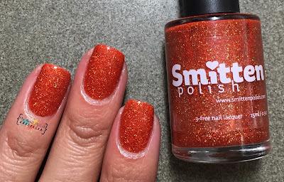Smitten Polish Orange You Glad It's Pun-Kin Season?