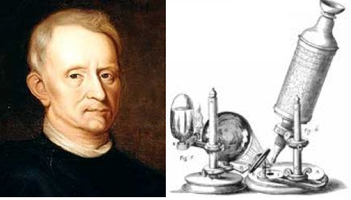 Robert Hooke Discovered Cells