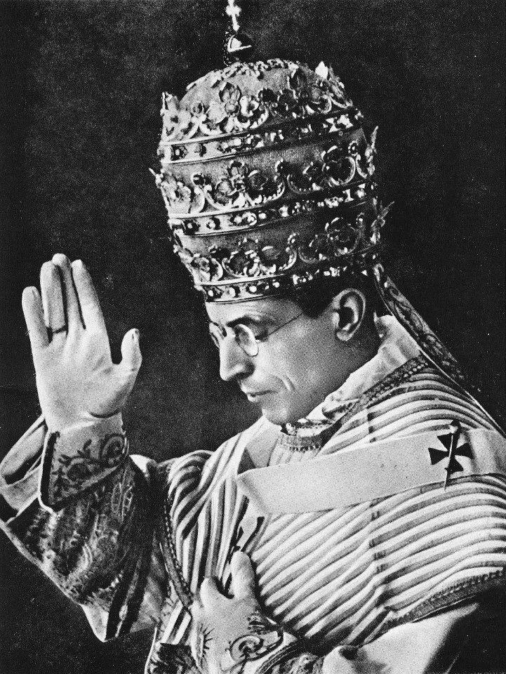 six popes gods mysterious ways