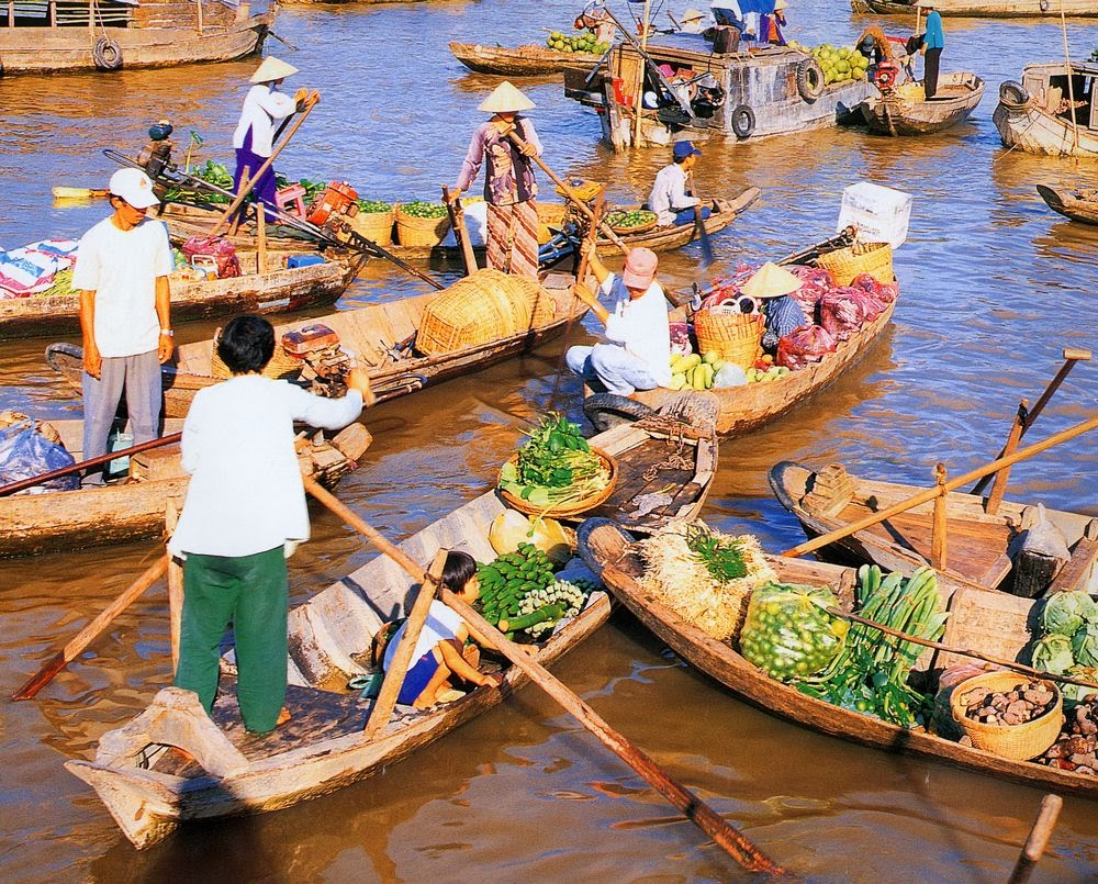 Cai Be (Tien Giang) Vietnam  city photos gallery : Vietnam: Tien Giang province Vietnam Visa on arrival | Vietnam ...