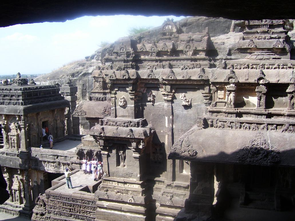 Aurangabad India  City new picture : ellora temple, Aurangabad, Maharashtra , India