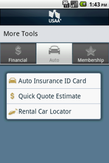 Insurance by United Services Automobile Association and