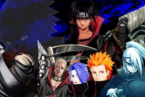 Imagenes de dibujos animados: Naruto
