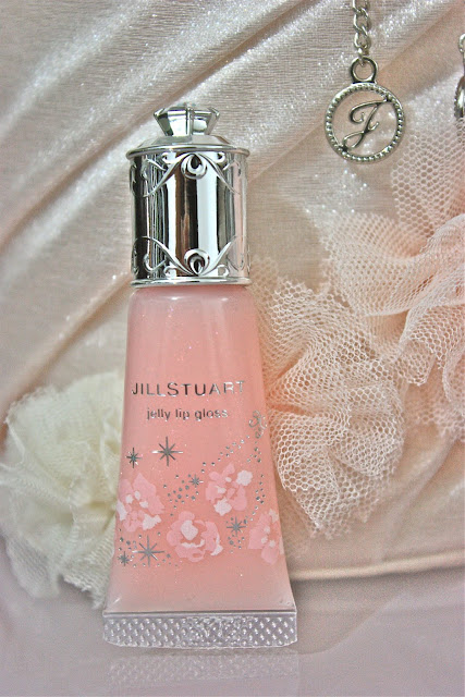 Jill Stuart Fairy Jelly Lip Gloss in Crystal Kiss
