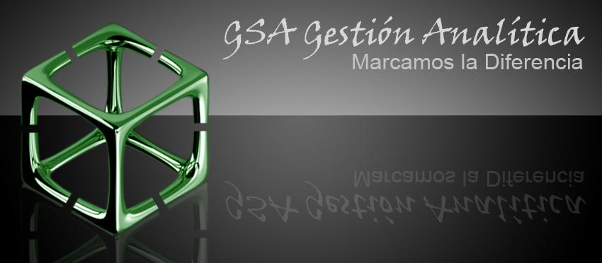 GSA Gestión Analítica ©