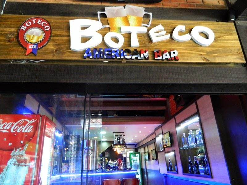 Boteco american bar