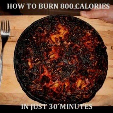 30 Dakikada 800 Kalori Nasıl Yakılır?