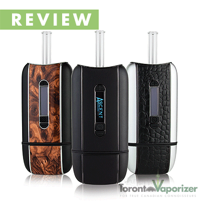 Ascent Vaporizer Review