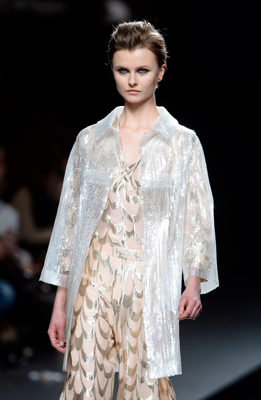 Ailanto, Autumn/Winter 2014-2015, Collection, Creation, Designer, Fashion, Fashion Week, Francis Montesinos, Lucchino, Madrid, Madrid Fashion Week, Showbiz, Victorio,