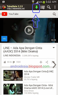 Download TubeMate Apk - Aplikasi Android Untuk Download Youtube