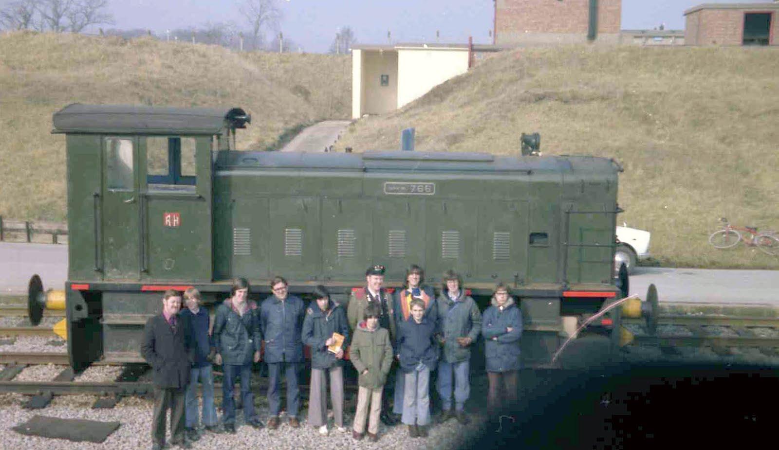 Bedenham Loco 1985