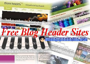 gambar header blog gratis