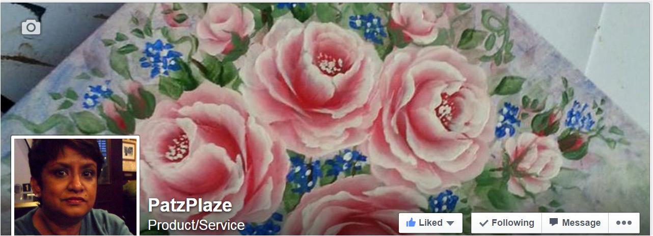 Please find me on Facebook