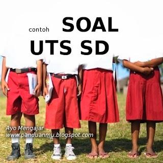 soal UTS SD