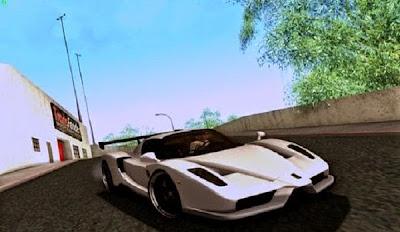 Mod Ferrari Packs