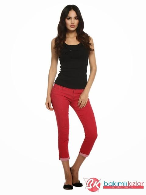 En Yeni Moda Bayan Pantolon Modelleri