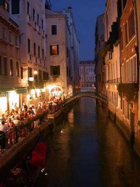 Как бы ни была красива венеция днем