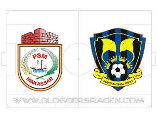 Prediksi Pertandingan PSM Makassar vs Persiram