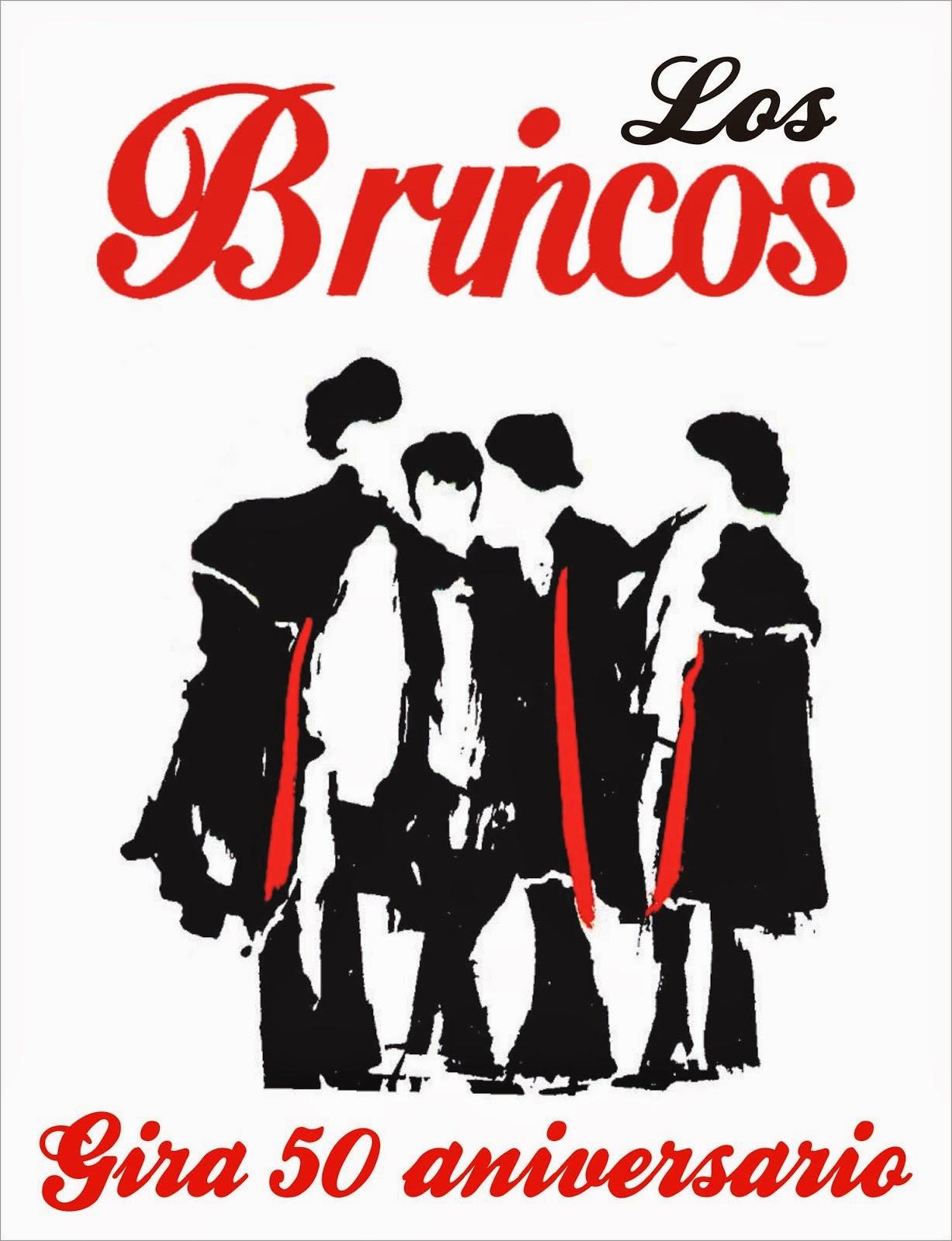 LOS BRINCOS en directo Barcelona