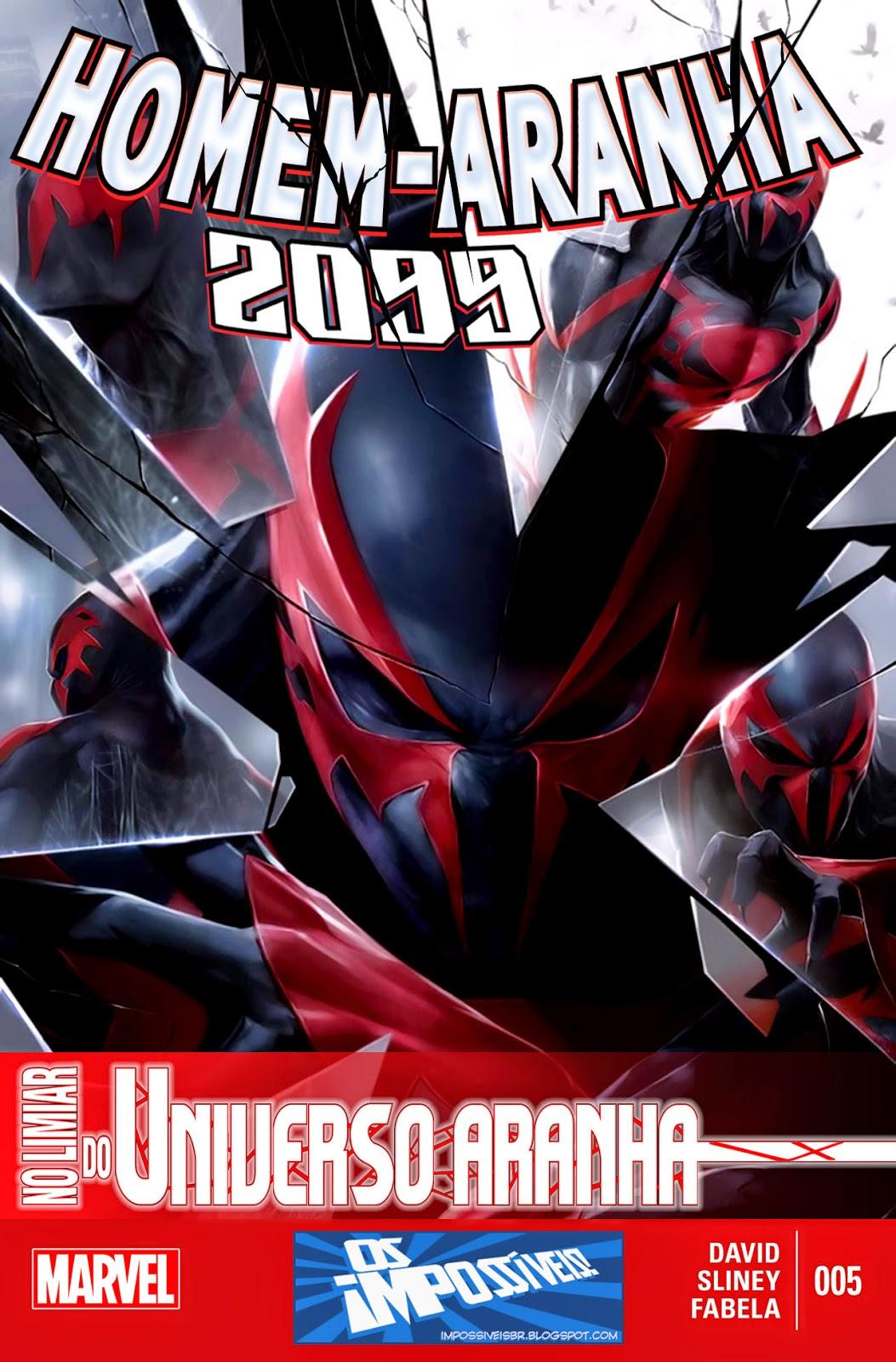 Homem-Aranha 2099 #5