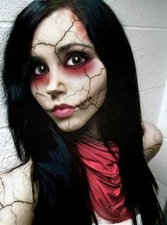 Ideas de Maquillaje de Halloween