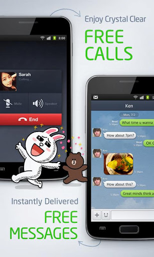 LINE: Free Calls & Messages App