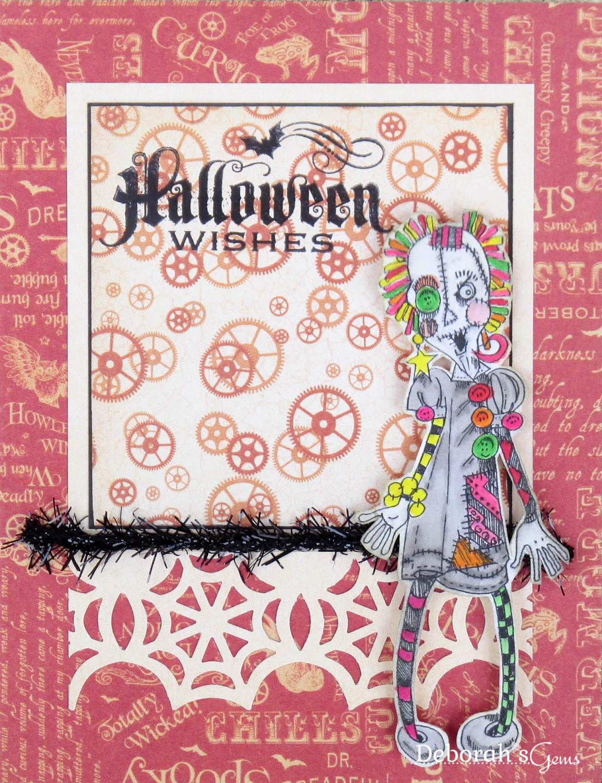 Halloween Wishes - photo by Deborah Frings - Deborah's Gems