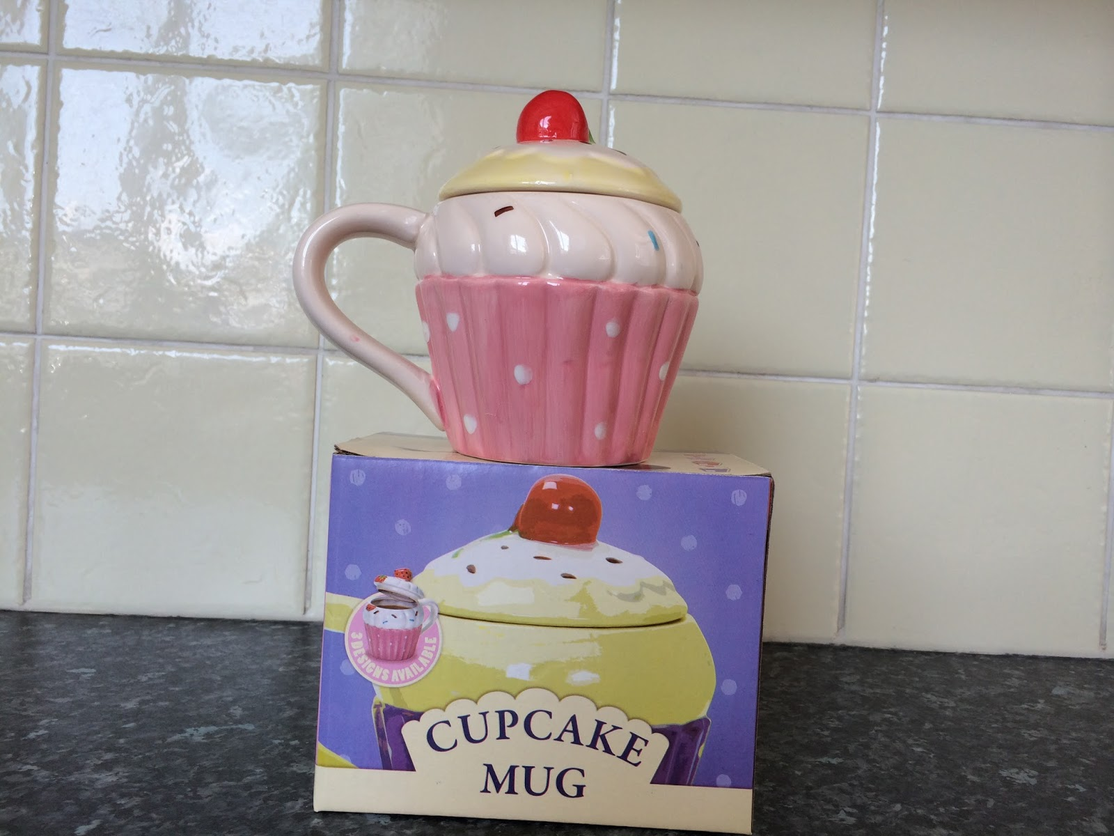 My fabulous cupcake mug