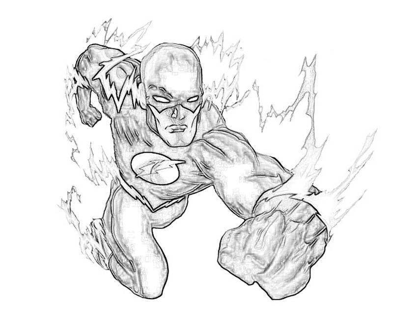 Injustice Gods Among Us Flash Power