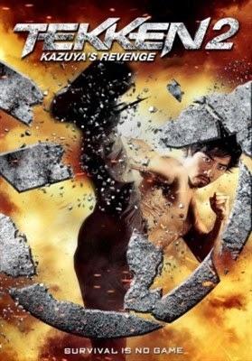 sinopsis film Tekken 2: Kazuya's Revenge