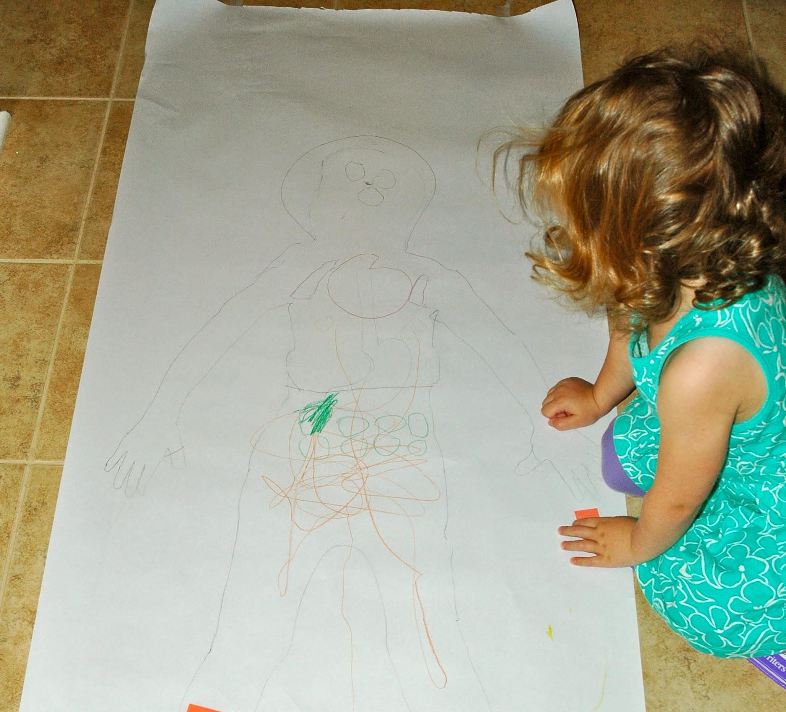 Weekly Home Preschool Theme