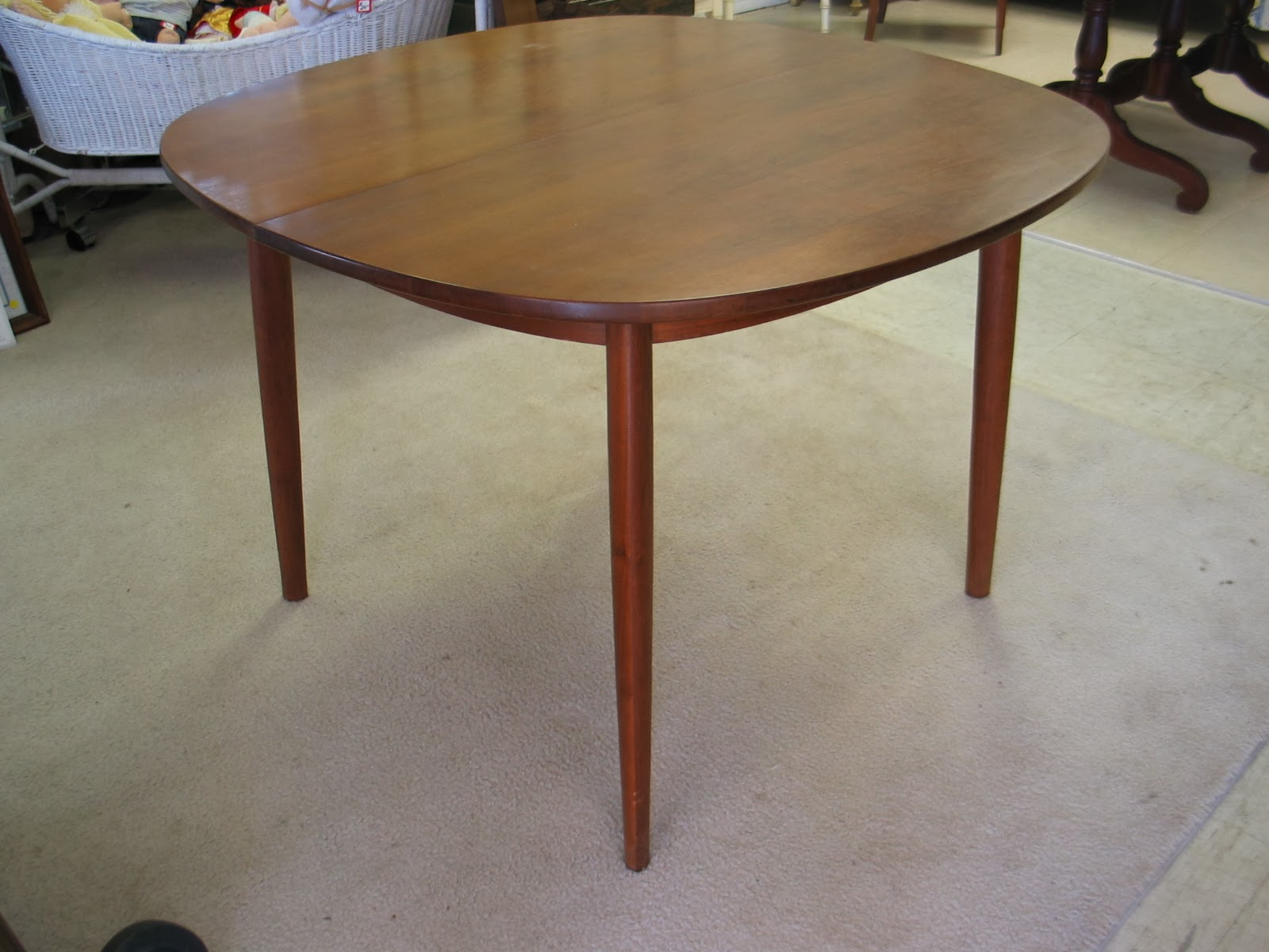 Parallel By Drexel Dining Table W/ Leaf Part 51