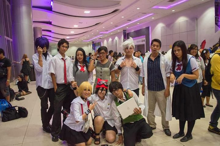 CLF Cosplay Le Familia's Sket Dance group in Cosmania 2013