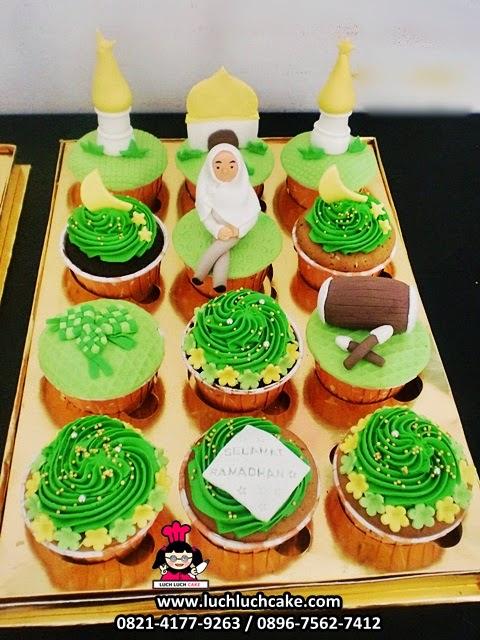 Cupcake Parcel Idul Fitri Daerah Surabaya - Sidoarjo