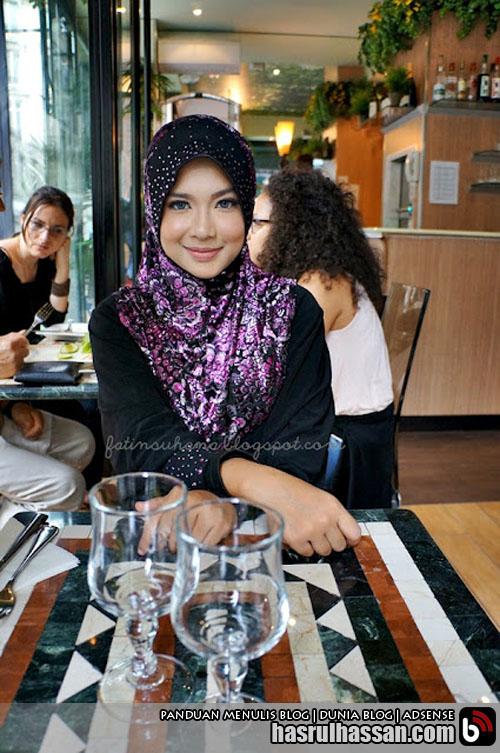 Berhati Dengan Blogger Tanpa Wajah