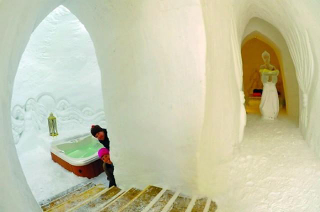 The Iglu Hotel