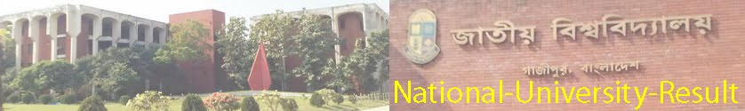 National University Result Bangladesh