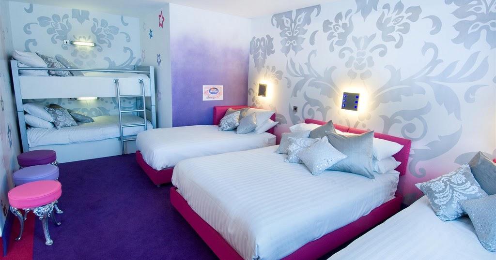 Dormitorio para varias hermanas dormitorios fotos de - Disenar un dormitorio ...