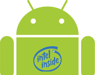 Intel and Android will make a Smartphone