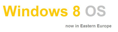 Windows 8 OS now officially in Eastern Europe