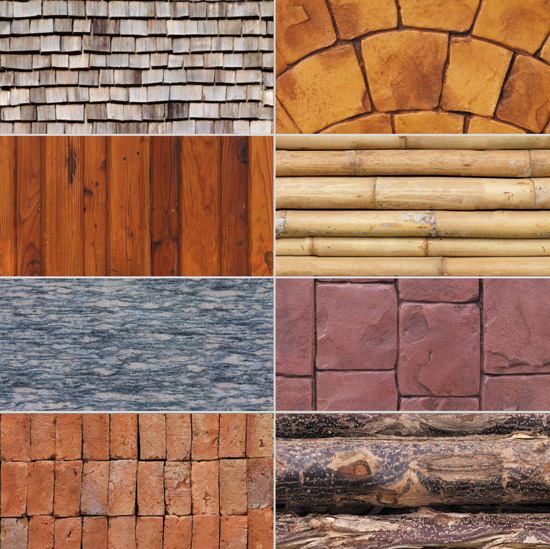 Consejos para elegir materiales de construcci n y acabados - Materiales para fachadas exteriores ...