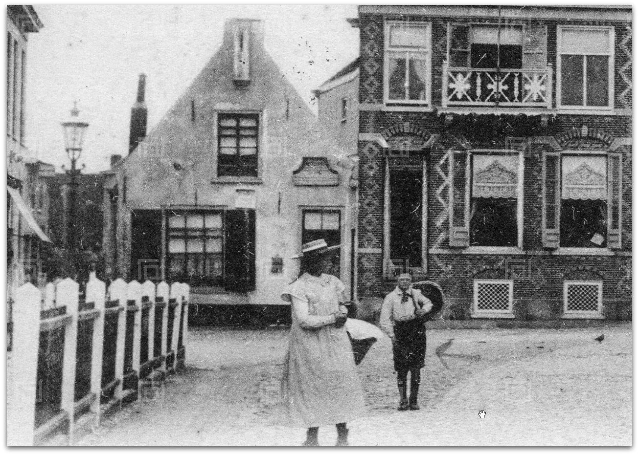 Noordwijkse huizen oud oud noordwijk in beeld - Oude huis fotos ...