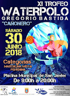 """Waterpolo. XI Trofeo """"Cañonero"""" Gregorio Bastida"""