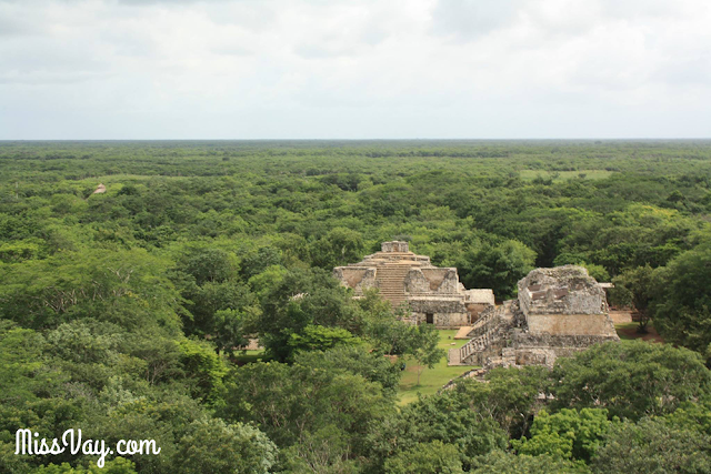 Ek' Balam Cenote Maya Mexique voyage