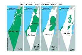 gli ebrei sono una potenza occupante, basta guardare gli insediamenti