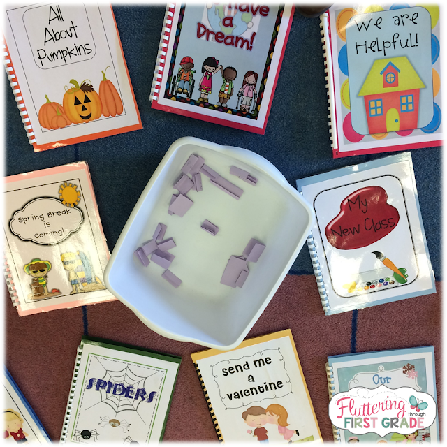 Fluttering through first grade public speaking skills practice for
