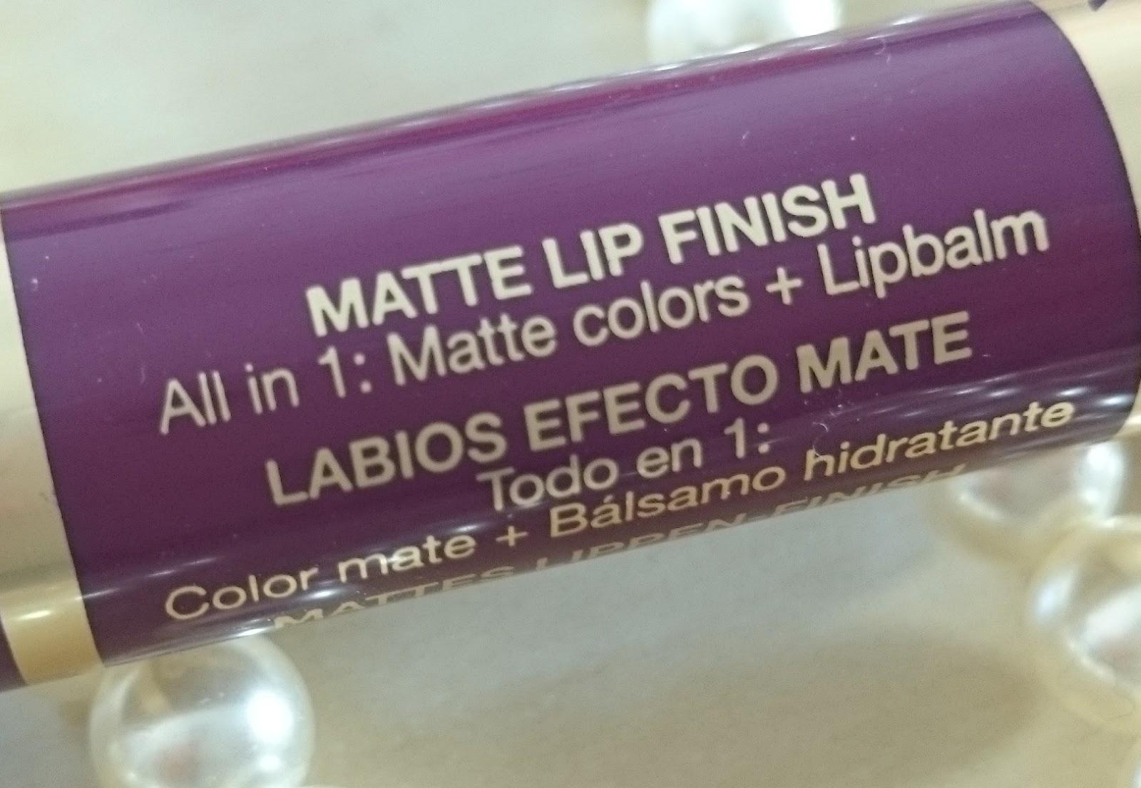 Astor Soft Sensation Lipcolor Butter Matte 026 Royal Diva