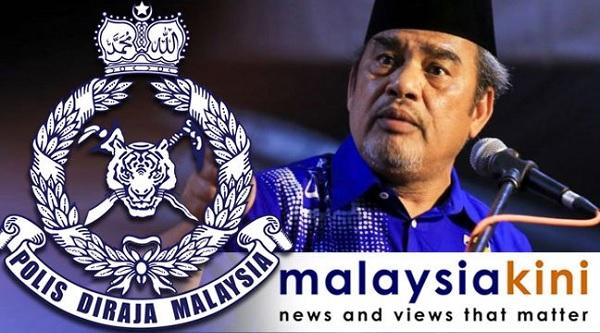 Lempang Cina: Polis akan ambil keterangan wartawan Malaysiakini