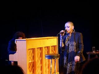 02.11.2013 Dortmund - Schauspielhaus: Little Annie & Paul Wallfisch
