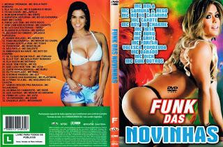 DVD Funk das Novinhas 2015